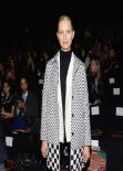 Karolina Kurkova - Desigual F/W 2014 Fashion Show in New York City