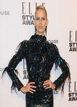 Karolina Kurkova In Fyodor Golan Frock – 2014 ELLE Style Awards