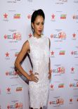 Kat Graham - Go Red for Women & The Heart Truth Red Dress Collection 2014