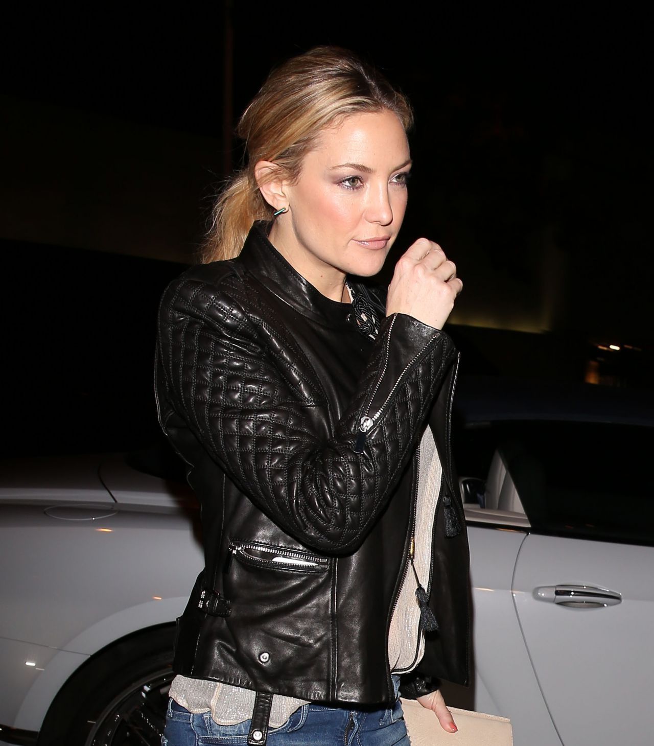 Kate Hudson Night Out Style - Craig