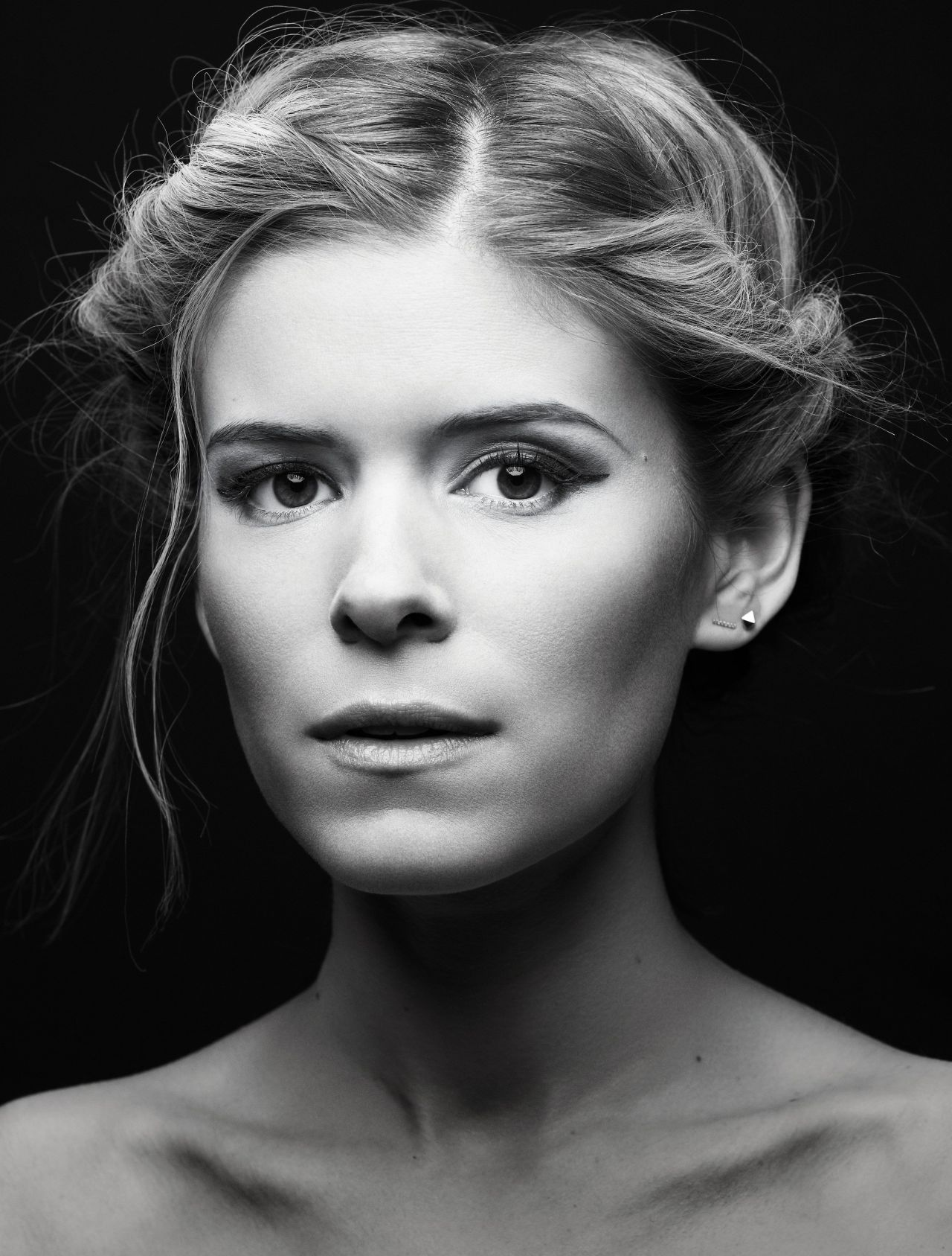 Kate Mara Black and White Photos - NEW YORK Magazine - February 2014 Issue