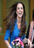 Kate Middleton - More Photos (+88) From ICAP Art Room Opening in London (+88)