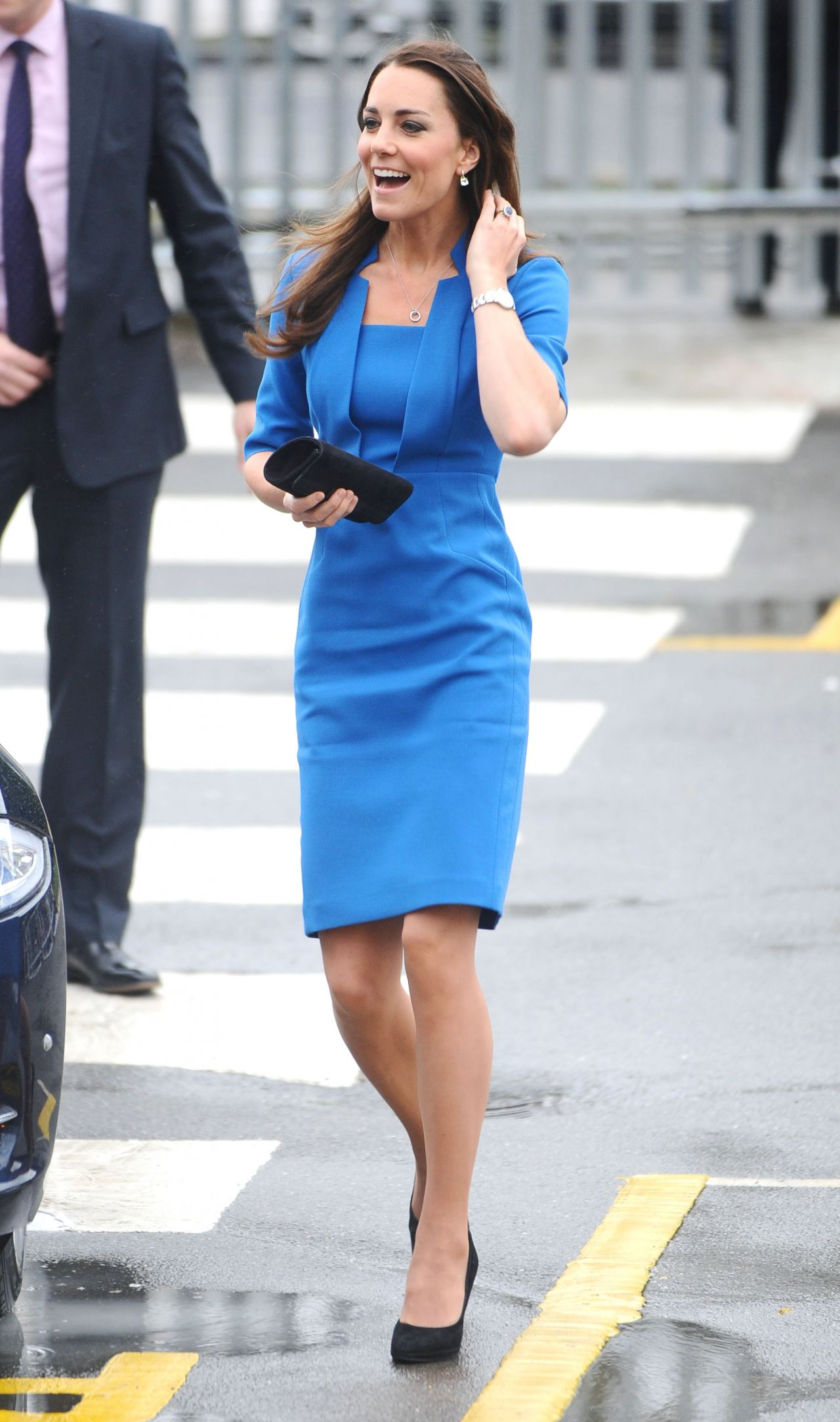 Kate Middleton More Photos 88 From Icap Art Room