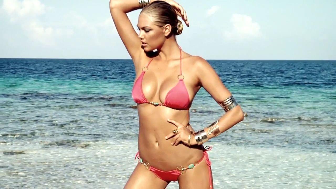 beach bikini Kate upton