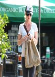 Katherine Heigl Gym Style - in Tights, Out in Los Angeles
