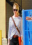 Katherine Heigl Shopping Style - Los Angeles - February 2014