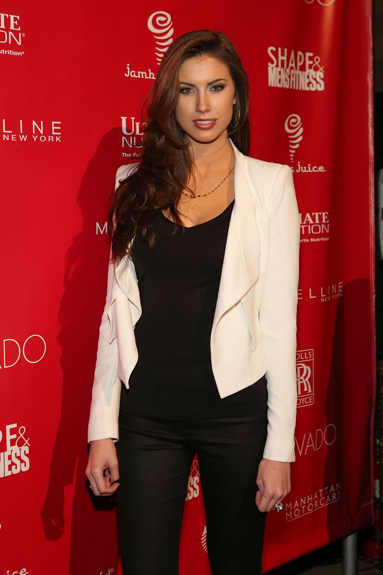 Katherine Webb Gq Super Bowl Party 2014
