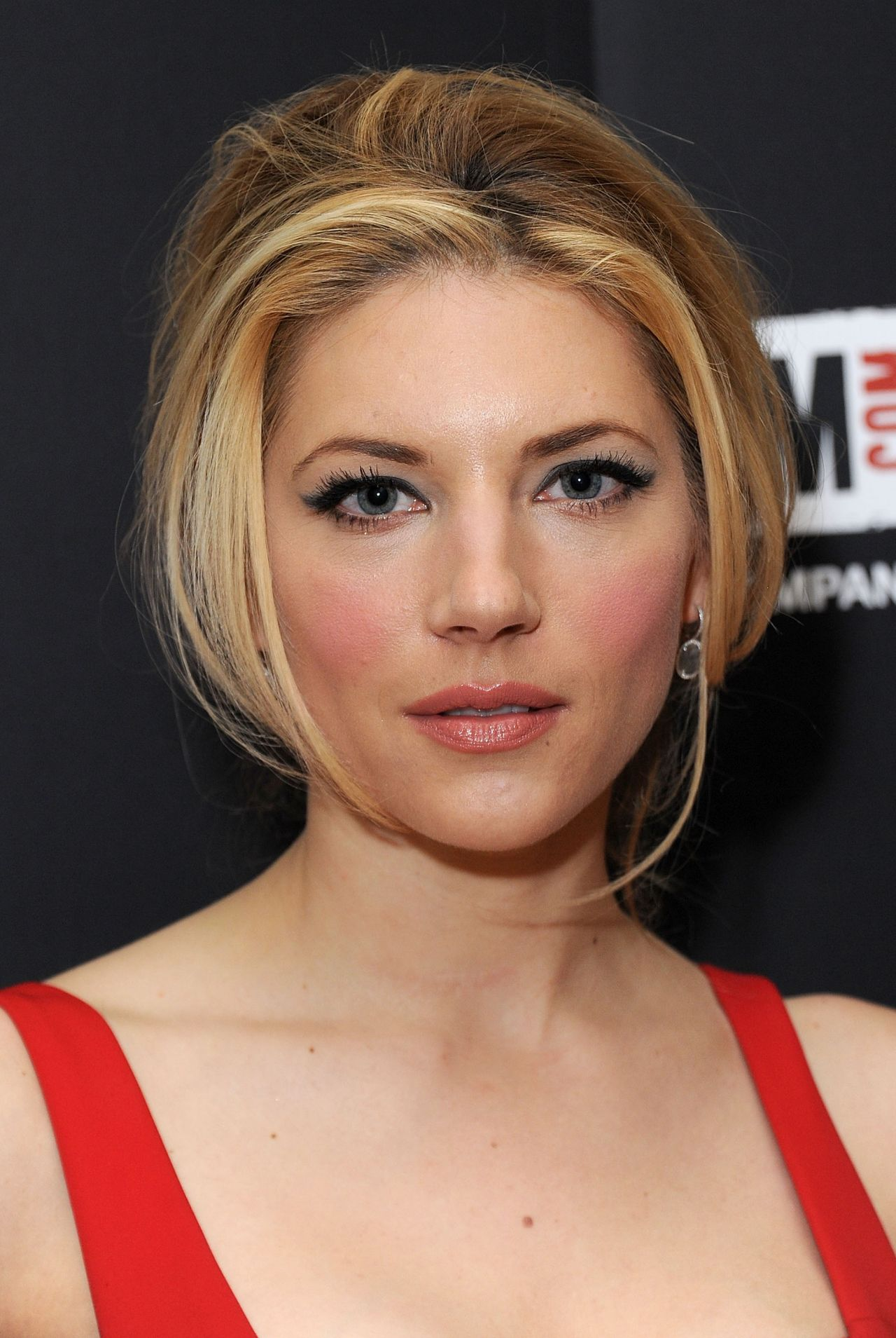 Katheryn Winnick - VIKINGS Season Two UK Premiere in London (2014)