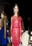 Katie Holmes - Marchesa Fashion Show in New York - NYFW 2014