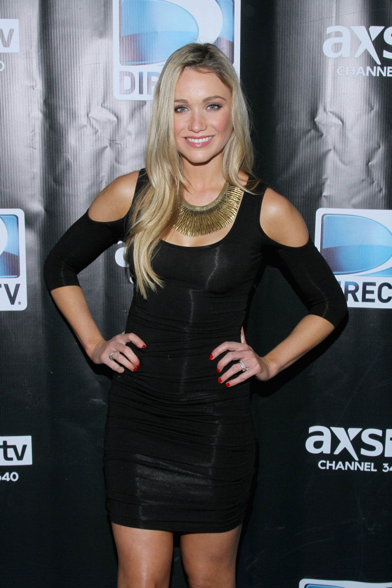 Katrina Bowden - 2014 DirecTV Super Saturday Night in New York