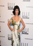 Katy Perry - ELLE Style Awards in London, February 2014