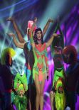 Katy Perry - The Brit Awards Live Show in London 2014