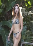 Kelly Brook Bikini Candids – Miami, February 2014 (Part Two)