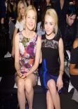 Kelly Rutherford at Nanette Lepore Fashion Show in New York City, Feb. 2014