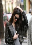 Kendall Jenner in Paris (France) - February 2014