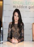 Kendall Jenner & Kylie Jenner at Nordstrom in Glendale - February 2014