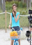 Kendra Spears - Photoshoot on Miami Beach, Part 1