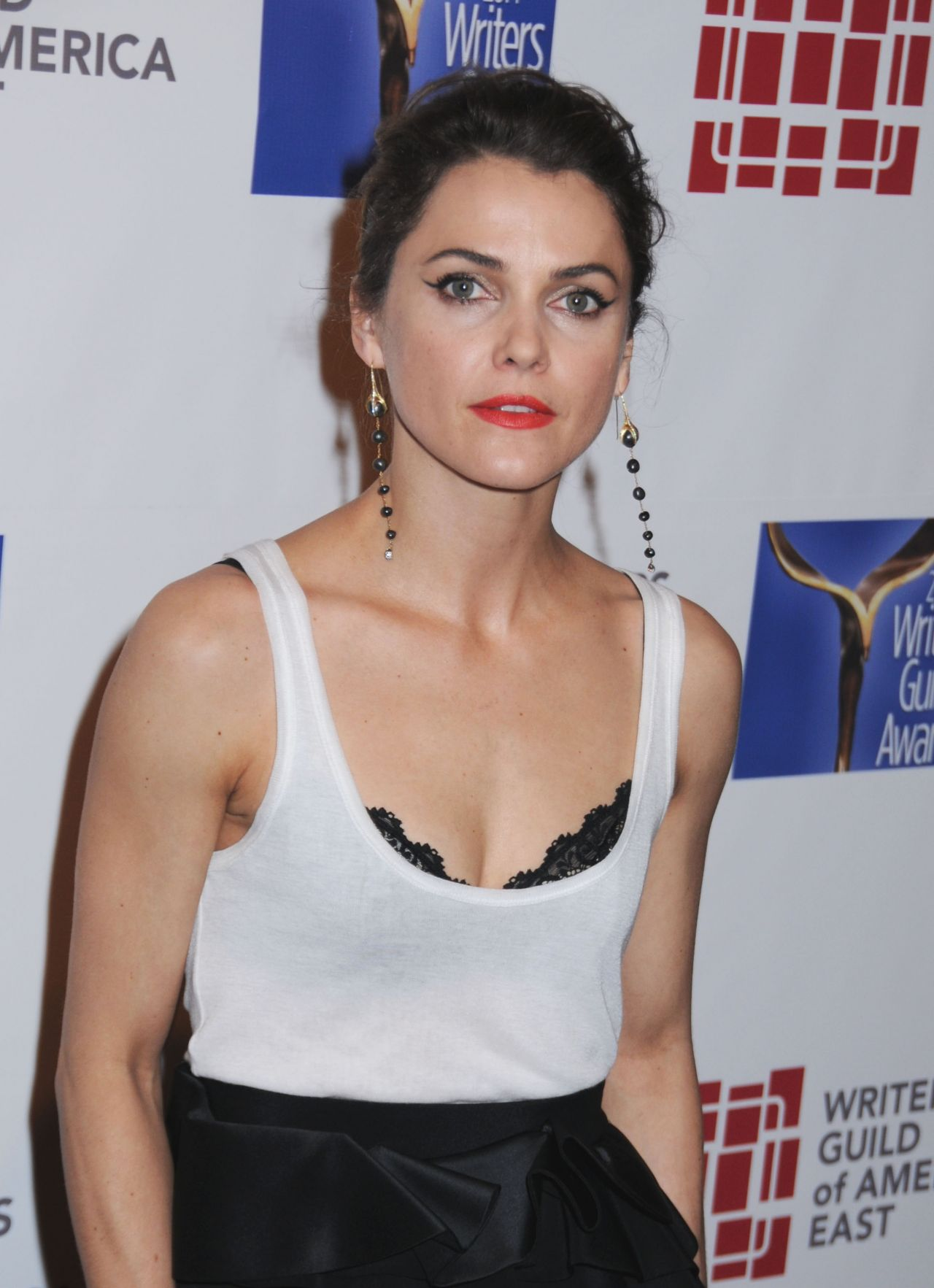 Keri Russell - Writers Guild Awards East Coast Ceremony in New York - February 2014