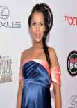 Kerry Washington Wearing Thakoon – 2014 NAACP Image Awards in Pasadena