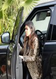 Khloe Kardashian and Kourtney Kardashian - Woodland Hills, January 2014