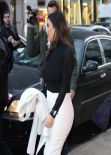 Kim Kardashian - Shopping at Barneys, New York City