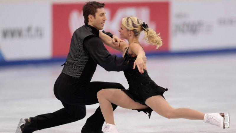 Kirsten Moore-Towers - Canadian Pairs Figure Skater