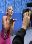 Kirsten Moore-Towers - Sochi 2014 Winter Olympics - Pairs Short Program