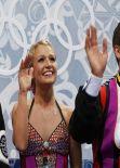 Kirsten Moore-Towers - Sochi 2014 Winter Olympics - Pairs Short Program