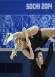 Kirsten Moore-Towers - Sochi 2014 Winter Olympics – Team Pairs Free Skating Program