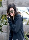 Kylie Jenner in Calabasas, California - February 2014
