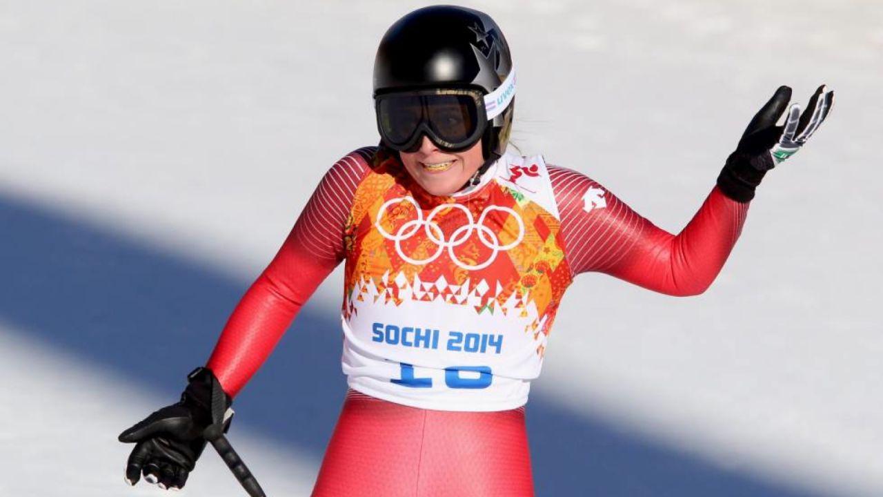 Lara Gut Wallpapers - Sochi 2014 Downhill (+3)