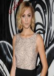 Laura Vandervoort - Alice and Olivia's 2014 Fashion Show in New York City