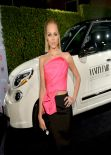 Laura Vandervoort - Vanity Fair & FIAT Young Hollywood Event in Los Angeles, Feb. 2014