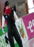 Lauren Cholewinski - US Olympic Speedskater