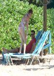 LeAnn Rimes Bikini Candids - Mexico, February 2014