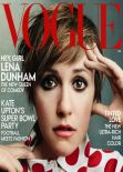 Lena Dunham - VOGUE Magazine (US) - February 2014