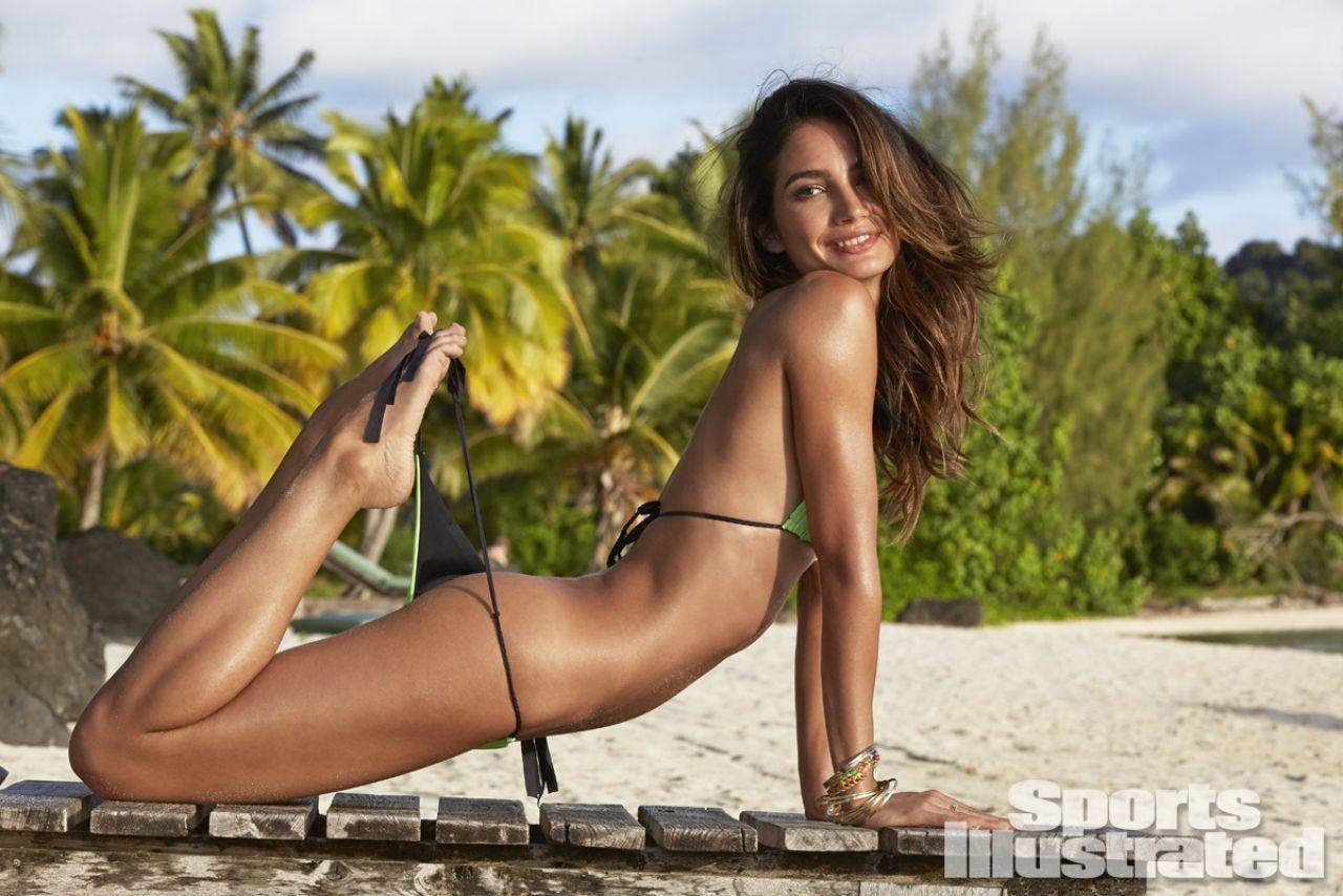 lily aldridge   smokin hot in bikini   sports illustrated