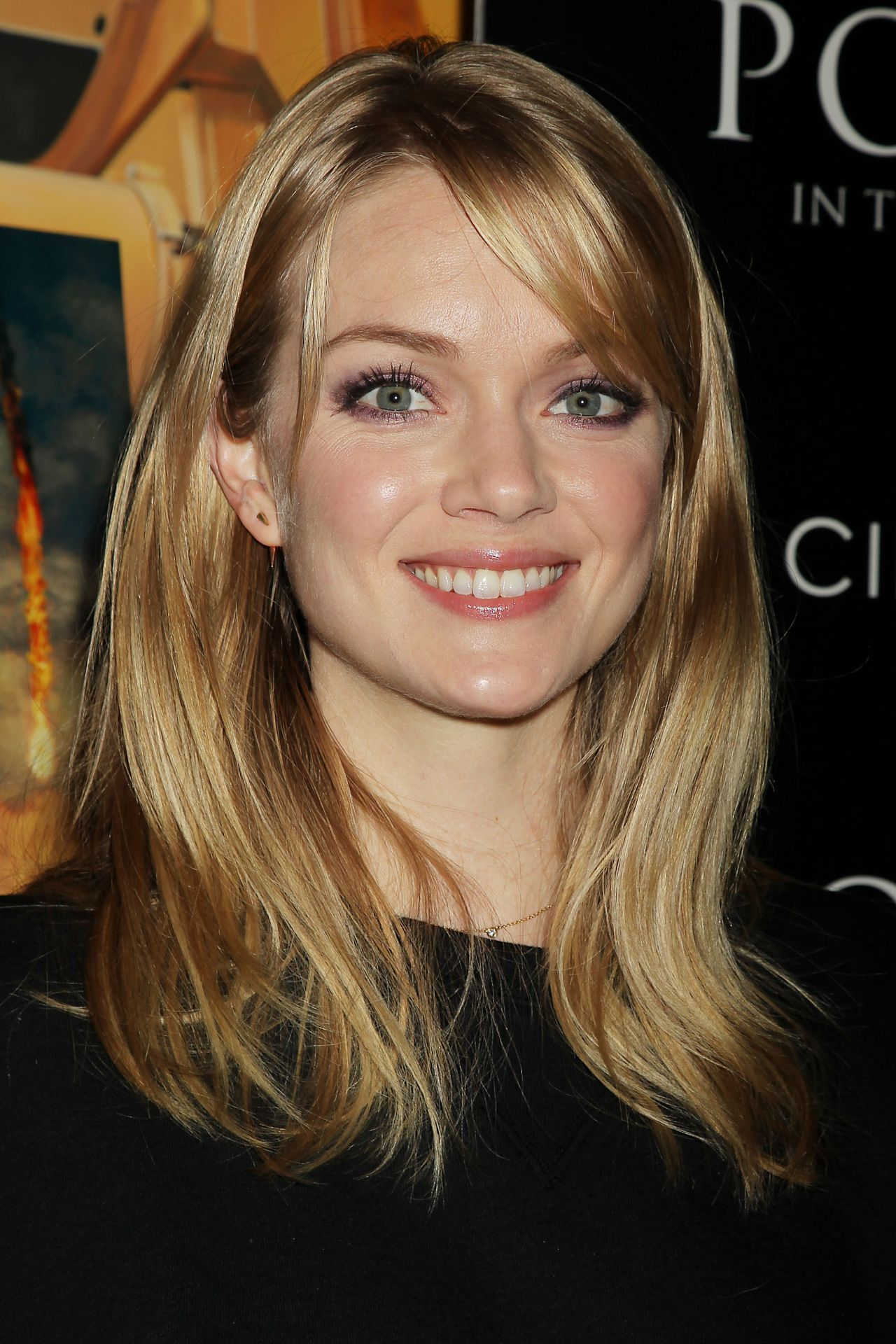Lindsay ellingson pompeii screening in new york february