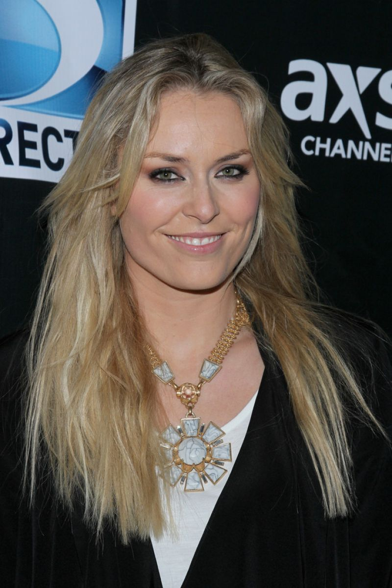 Lindsay Vonn - 2014 DirecTV Super Saturday Night in New York