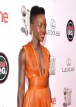 Lupita Nyong'o Wearing Givenchy Dress – 2014 NAACP Image Awards in Pasadena
