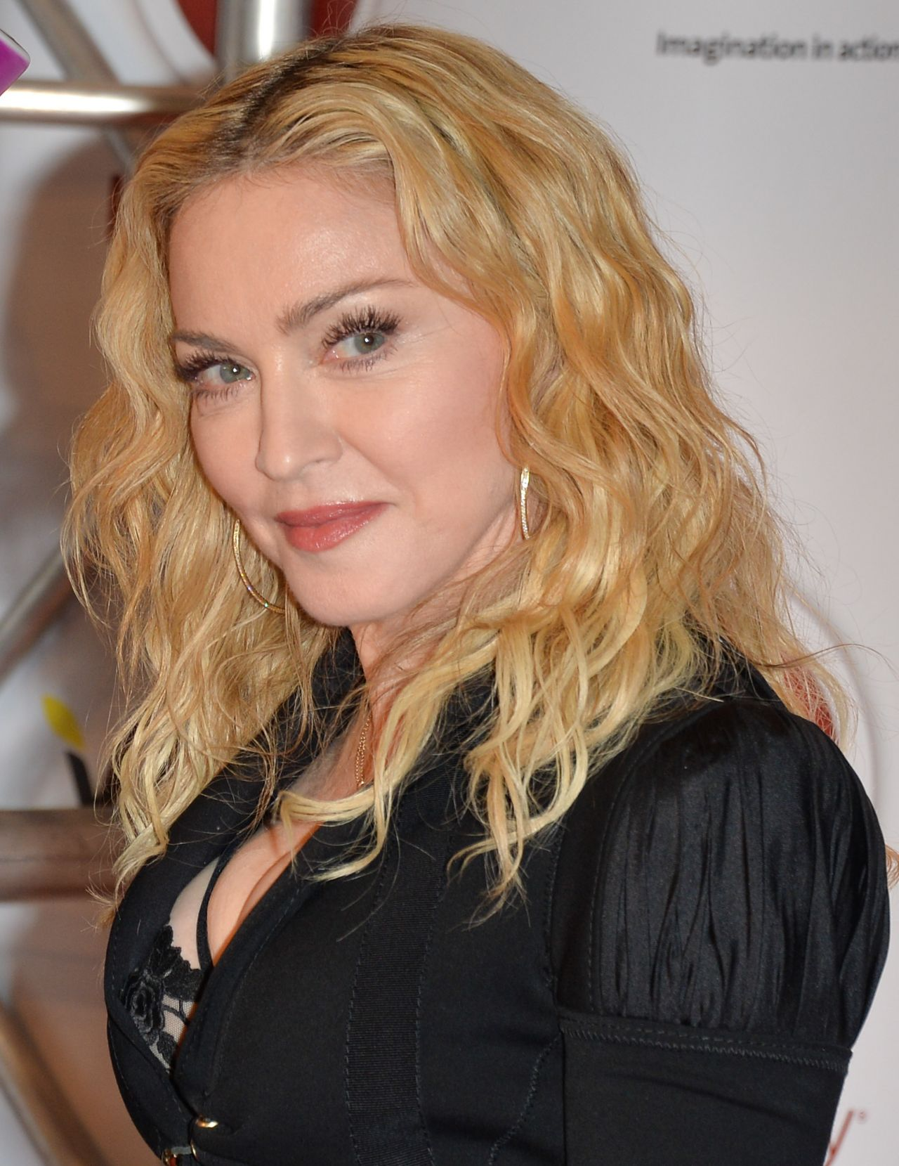 Madonna - Hard Candy Fitness Toronto Grand Opening Celebration in Canada, February 2014