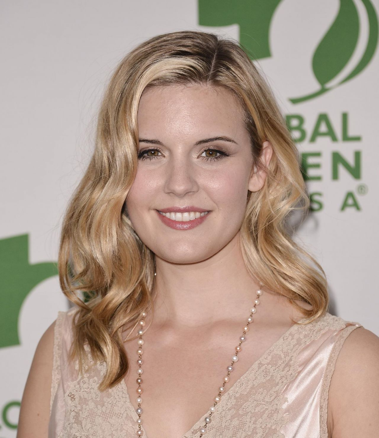 Maggie Grace - 2014 Global Green USA's Pre-Oscar Party in Hollywood
