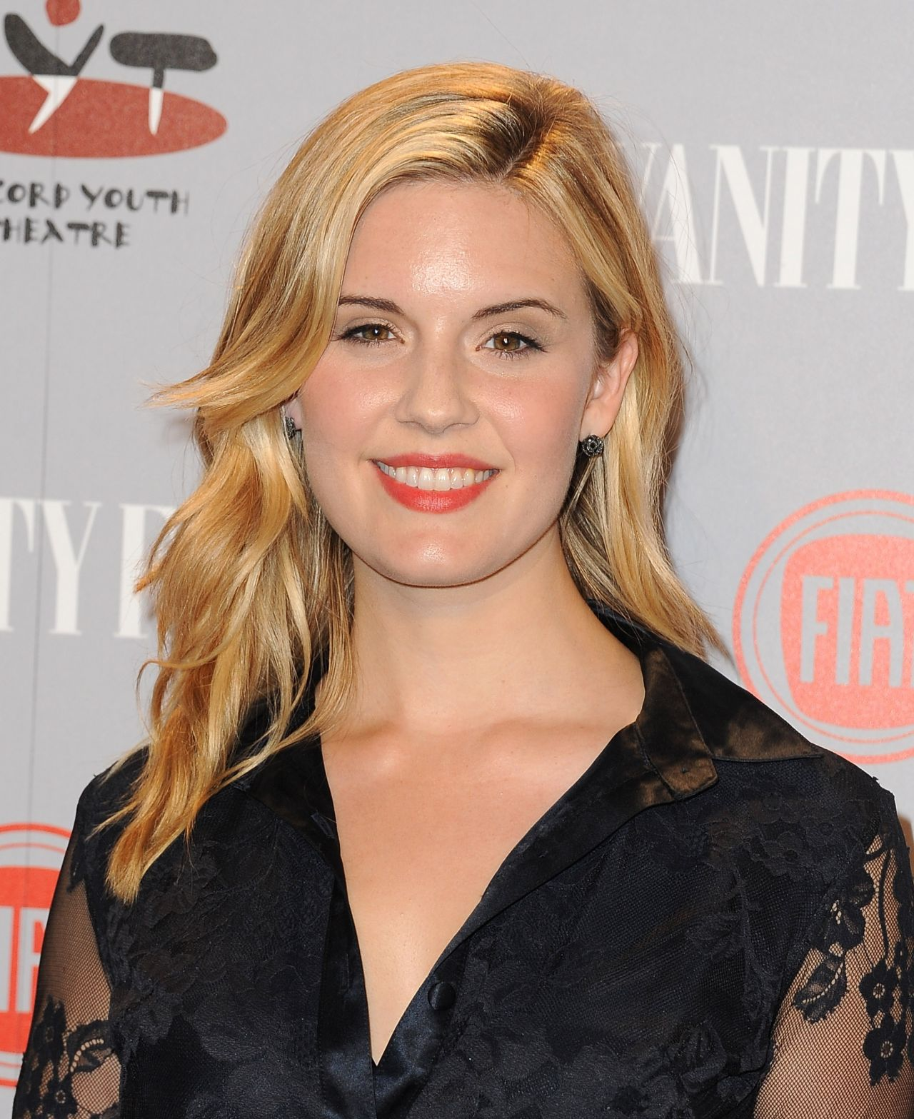 Maggie Grace - Vanity Fair & FIAT Young Hollywood Event in LA, February 2014