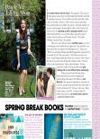 Maia Mitchell - TEEN VOGUE Magazine – March 2014 Issue