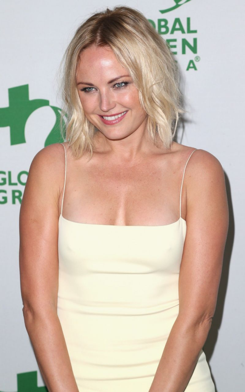 Malin Akerman - 2014 Global Green USA