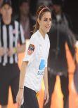 Maria Menounos - DirecTV Celebrity Beach Bowl in New York, February 2014