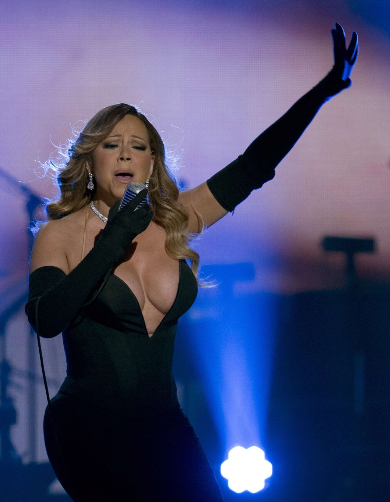 Mariah Carey - 2014 BET Honors in Washington DC - February 2014