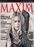Martina Stella - Maxim Magazine - February 2014