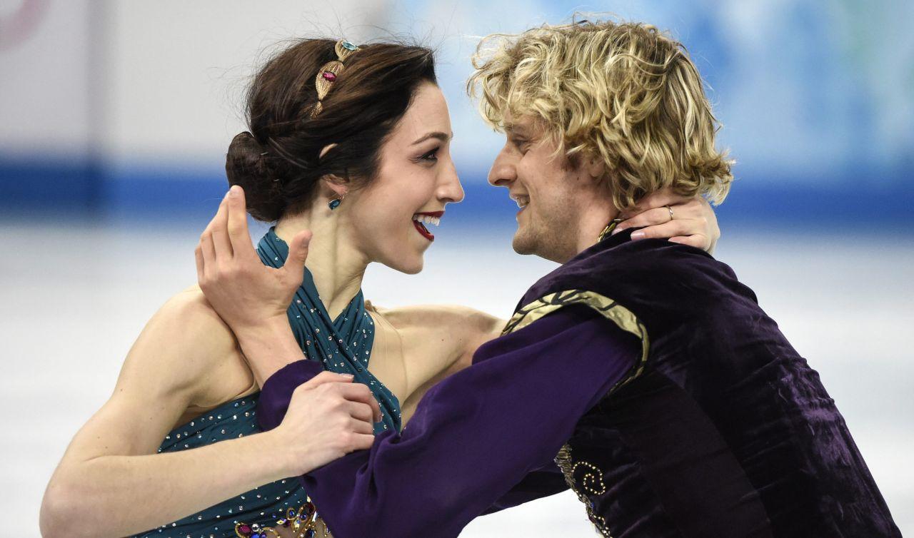 Meryl Davis - Sochi 2014 Winter Olympics