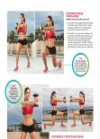 Michelle Lewin – Muscle Fitness Hers Magazine – March/April 2014 Issue